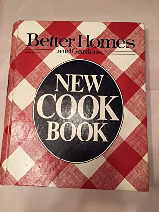 Better Homes and Garden New Cookbook, 1981, Ringbound