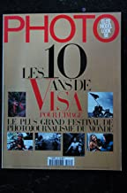 PHOTO 352 HELMUT NEWTON LES 10 ANS DE VISA IMAGE CHRIS MORRIS PHOTOJOURNALISME