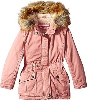 Girls Cotton Twill Jacket