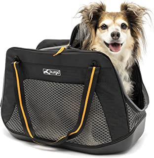 Kurgo Wander Pet Carrier, Soft-Sided Pet Travel Carrier for Dogs and Cats