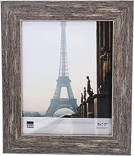 kieragrace Farmhouse luxury-frames, 8 by 10-Inch, Weathered Grey