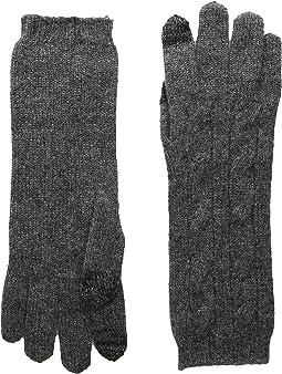 Polo Ralph Lauren - Cashmere Classic Cable Gloves