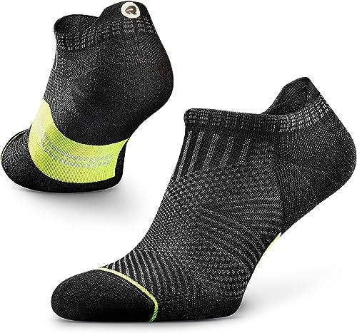 Rockay Accelerate Anti-Blister Running Socks for Men and Women (1 Pair)