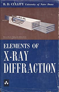 Elements of X-ray Diffraction: Answers