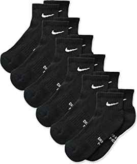Kids' Everyday Cushioned Ankle Socks (6 Pairs)