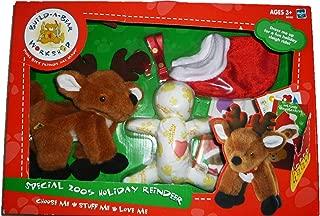 Build A Bear Holiday Reindeer Kit