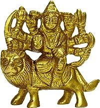 Vrindavan Bazaar Brass Durga MATA -Extra Small