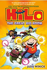 Hilo Book 3: The Great Big Boom Kindle Edition