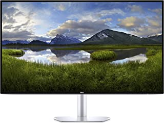 DELL 27 USB-C Ultrathin Monitor, VESA HDR, CinemaColour, InfinityEdge Display, 3-Year Advanced Exchange Service, S2719DC, ...