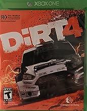 Square Enix D1415 Dirt 4 Standard Edition Xb1
