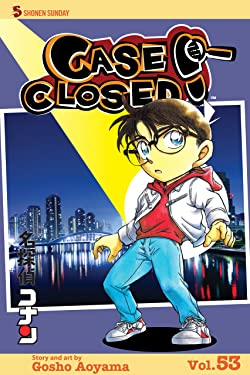 Case Closed, Vol. 53: From Kaito with Love