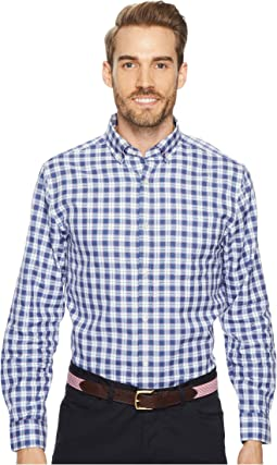 Vineyard Vines - Edgewater Plaid Classic Murray Shirt