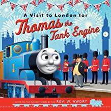 A Visit to London for Thomas the Tank Engine (Thomas & Friends Picture Books)