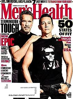 men's magazine covers