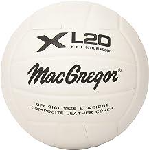 MacGregor XL 20 Volleyball, White