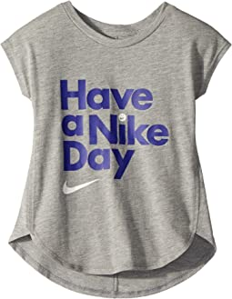 Have A Nike® Day Short Sleeve Tee (Little Kids)