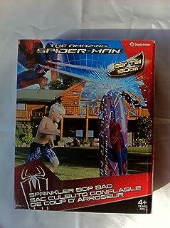 Spiderman Sprinkler Bop Bag