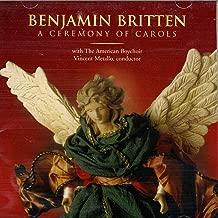 Best benjamin britten christmas music Reviews