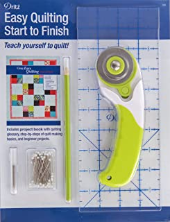 Dritz 3358 Easy Quilting Start to Finish Kit