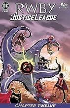 RWBY/Justice League (2021) #12 (RWBY (2019-))