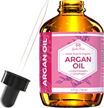 Argan Oil by Leven Rose, 100% Pure Virgin Cold Pressed Moroccan Anti Aging Acne Treatment.