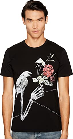 Just Cavalli - Rose T-Shirt