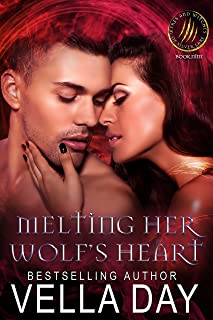 Melting Her Wolf's Heart: Hidden Realms: A Hot Paranormal Fantasy (Weres and Witches of Silver Lake Book 9)