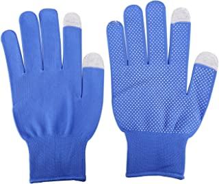 Unisex Driving Gloves for Women Men Screen Touch Summer UV Protection Motorcycle Road Mountain Bike Riding Fitness Cycling...