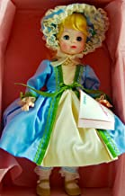 Madame Alexander - #1571 - Manet Girl Doll - Fine Art Series / 14 Inches - Blue Dress / Lace Trimmed Blue Hat - OOP / MIB - New - Very Rare - Collectible