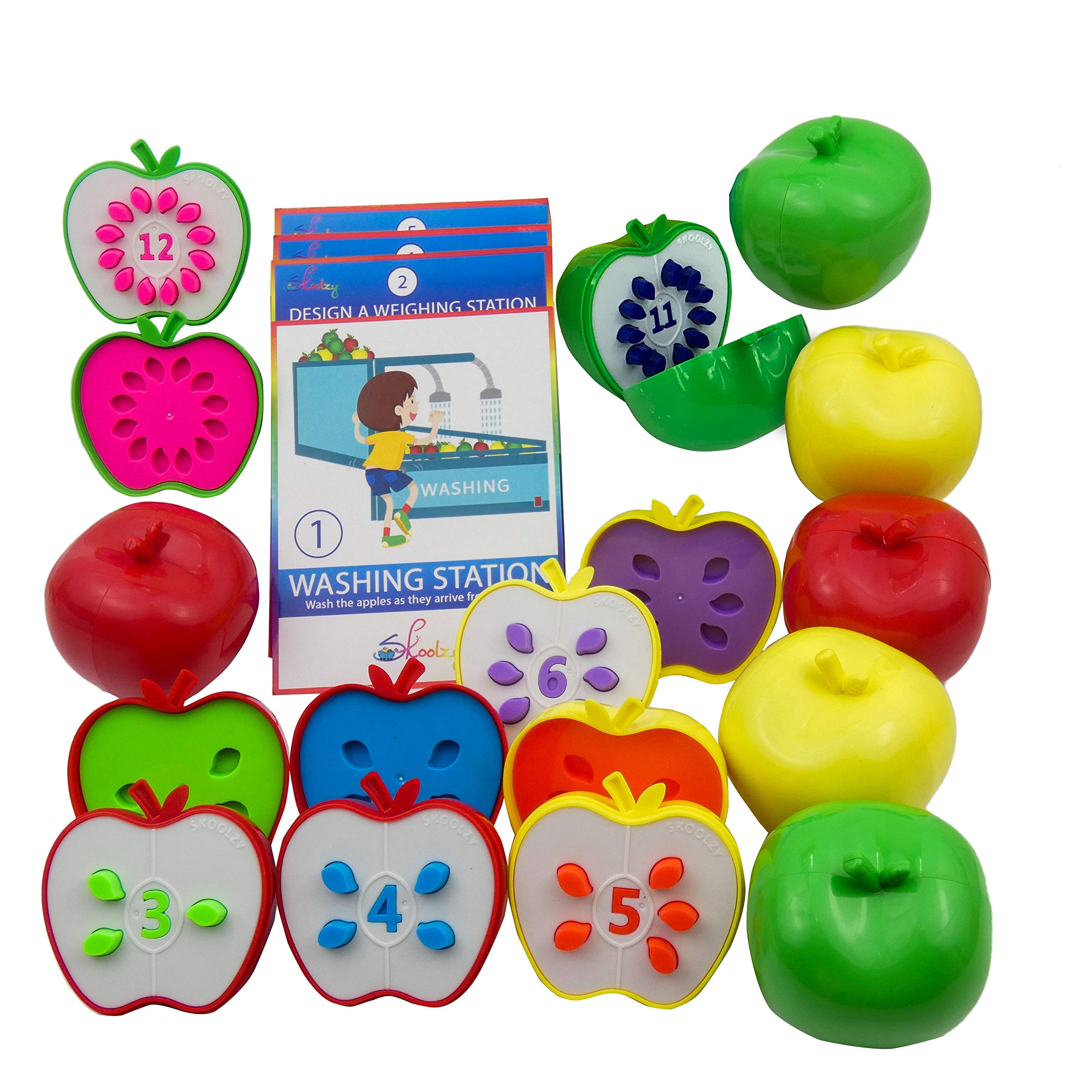 Skoolzy Counting Toddler Games Educational