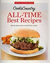 Cook's Country All-Time Best Recipes, 2013 - Picnics, Company's Coming, Sweet Endings, Meat & Potatoes, Italian, Texas, Breakfast Treats, Barbecue, Bourbon Street, Food Classics
