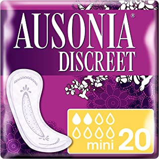 Ausonia Discreet - Compresas para pérdidas de orina mini