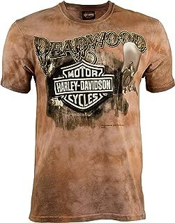 Harley-Davidson Deadwood Men's Yosemite Sam Dye T-Shirt