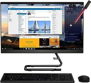 """Lenovo IdeaCentre 520 AIO Desktop Computer with [23.8"""" FHD Touchscreen] [8th Gen Intel Hexa-Core i5-8400T up to 3.3GHz] [1..."""