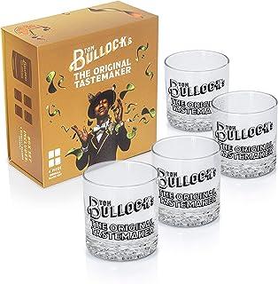 Tom Bullock's Heavy Base Cocktail Glasses, set of 4 (11 oz.)