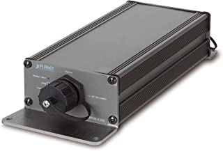 Planet IPOE-E202 IP63-rated Industrial 1-Port 802.3at PoE+ to 2-Port 802.3af PoE Extender (-40~75 degrees C), 3 x waterproof RJ45 connectors included