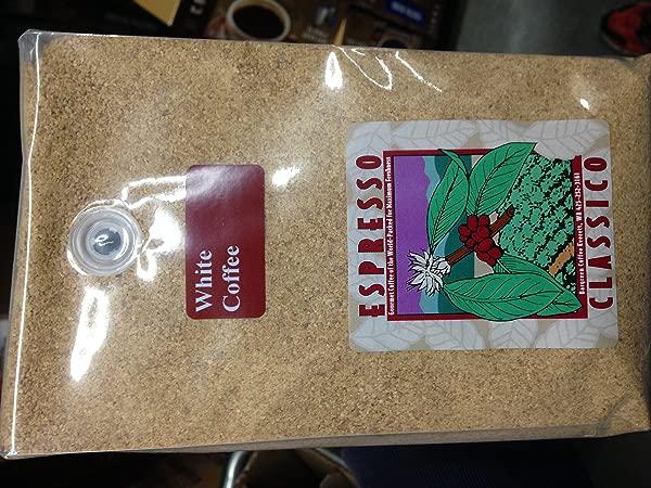 浓缩咖啡经典白咖啡 4 磅净重