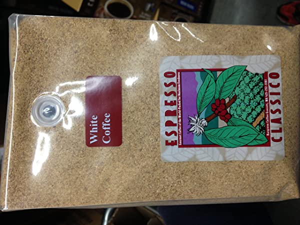 Classico 意式白咖啡月一斤净重