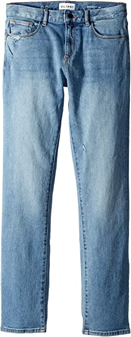 DL1961 Kids Brady Slim Jeans in Breathe (Big Kids)