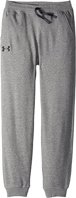 Under Armour Kids - Cotton French Terry Joggers (Big Kids)