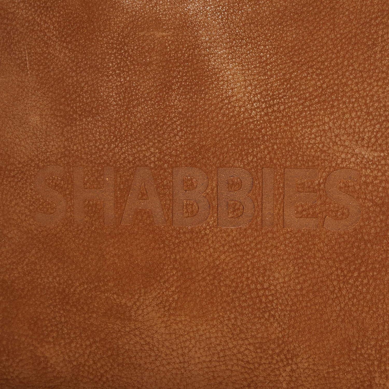 Shabbies Amsterdam Shb0234, shoppers Marron Chaud.