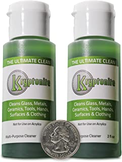 KLEAR   Travel Size Kryptonite Cleaner   Clay Based Formula  420 & 710 Remover   2oz Bottle