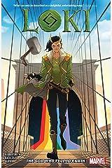 Loki: The God Who Fell To Earth (Loki (2019)) (English Edition) Format Kindle