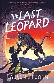 The White Giraffe Series: The Last Leopard: Book 3