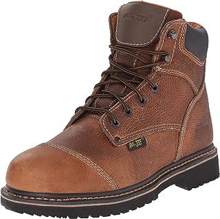 حذاء عمل مريح رجالي من AdTec مقاس 15.24 سم
