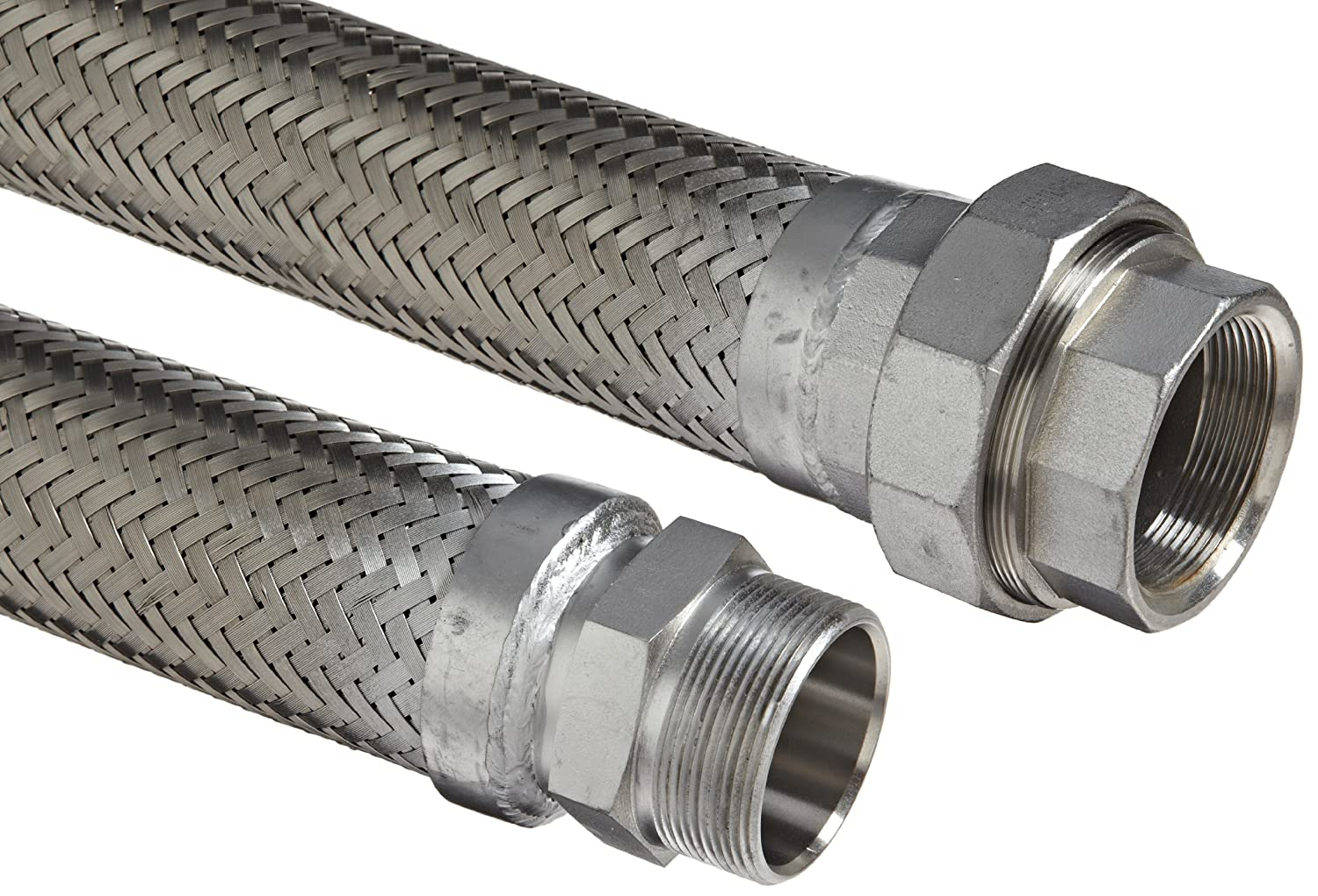 Our shop OFFers the best service Hose Master Rare Masterflex Stainless 321 Steel Assembl Flexible