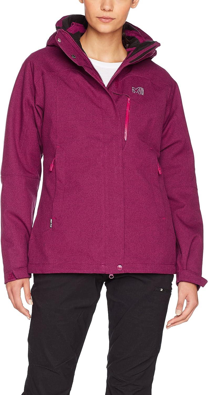 (Large, H Velvet Velvet Red)  Millet ldpobeda Women's Jacket, women's, Ldpobeda