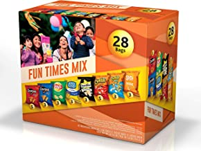 Frito-Lay Fun Times Mix Variety Pack, 28 Count