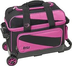 BSI Double Roller Black/Pink