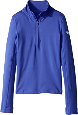 Nike Kids - Pro Warm 1/2 Zip Top (Little Kids/Big Kids)